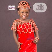Girls Igbo Traditional Attire With Beads | Children's Clothing for sale in Lagos State, Ojodu