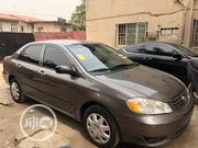 Toyota Corolla 2004 LE Gray | Cars for sale in Lagos State, Isolo