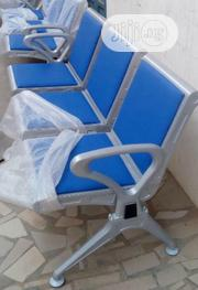 3 In 1 Blue Reception Chair | Furniture for sale in Lagos State, Surulere