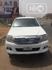 Toyota Hilux 2010 2.0 VVT-i SRX White | Cars for sale in Abuja (FCT) State, Wuye