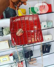 Red Midi Fashion Bag | Bags for sale in Abuja (FCT) State, Lugbe District