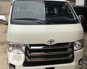 Toyota Hiace 2019 SR HI-Rider White | Buses & Microbuses for sale in Lagos State, Amuwo-Odofin