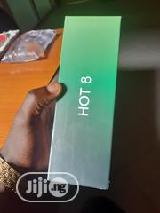 New Infinix Hot 8 32 GB Blue | Mobile Phones for sale in Oyo State, Ibadan
