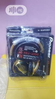 Pioneee Stereo Headphones | Headphones for sale in Lagos State, Ikeja