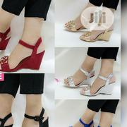 Tovivans Wedgs Sandals   Shoes for sale in Lagos State, Ikeja