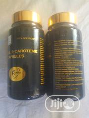 Natural B-Caroten Capsule | Vitamins & Supplements for sale in Lagos State, Yaba