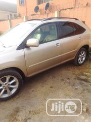 Lexus RX 350 AWD 2008 Gold | Cars for sale in Rivers State, Obio-Akpor