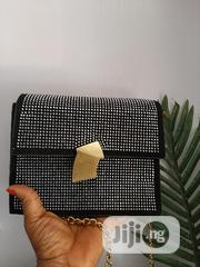 Black Classy Midi Bag | Bags for sale in Abuja (FCT) State, Lugbe District