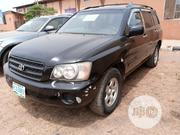 Toyota Highlander 2003 Black | Cars for sale in Lagos State, Agege