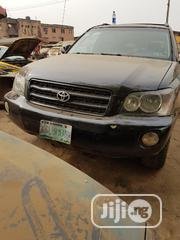 Toyota Highlander 2.4 2001 Black | Cars for sale in Lagos State, Ifako-Ijaiye