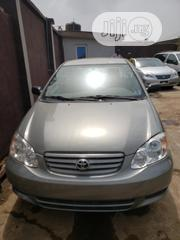 New Toyota Corolla 2004 Gray | Cars for sale in Lagos State, Agege