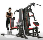 Brand New Imported Five Station Fitness Multi Home GYM. | Sports Equipment for sale in Lagos State, Ikoyi