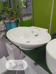 Ceramics Wash Hand Basin | Plumbing & Water Supply for sale in Lagos State, Amuwo-Odofin
