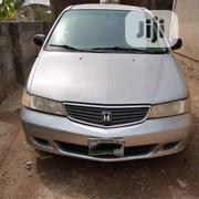 Honda Odyssey 2003 Silver | Cars for sale in Oyo State, Oluyole