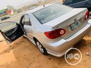 Toyota Corolla 2002 1.6 Sedan Automatic Silver | Cars for sale in Abuja (FCT) State, Gwarinpa