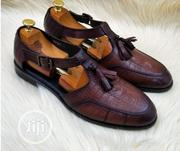 Pure Italian Billoniare Sandals Shoes | Shoes for sale in Lagos State, Ikeja