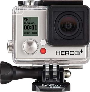 Gopro Hero 3+ Silver Edition in Ikeja - Photo & Video Cameras ...