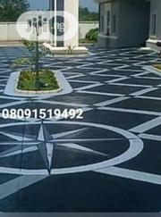 Concrete Stamped Floor | Building Materials for sale in Ondo State, Ondo