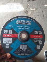 "Rottluff 9"" × 1/8"" × 7/8"" Cutting Disc 