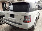 Land Rover Range Rover Sport 2010 HSE 4x4 (5.0L 8cyl 6A) White | Cars for sale in Lagos State, Lagos Mainland