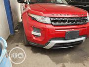 Land Rover Range Rover Evoque 2012 Dynamic Red | Cars for sale in Lagos State, Ikeja