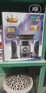 HOME THEATER, A5 Complete Set With Remote | Audio & Music Equipment for sale in Lagos State, Ojo