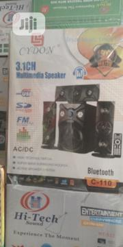 Home Theater With Strong Bass | Audio & Music Equipment for sale in Lagos State, Ojo