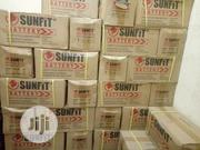 200ahs/12volt Sunfit Solar Battery | Solar Energy for sale in Lagos State, Ojo