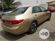 Honda Accord 2005 2.4 Type S Automatic Gold | Cars for sale in Abuja (FCT) State, Gwarinpa