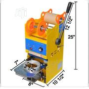 Electric Mannual Cup Sealing Machine | Manufacturing Equipment for sale in Abuja (FCT) State, Asokoro