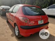 Peugeot 206 2006 Red | Cars for sale in Abuja (FCT) State, Garki 1