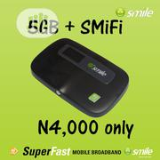 Smile 4G Wifi | Accessories for Mobile Phones & Tablets for sale in Lagos State, Ikeja