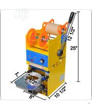 Electric Mannual Cup Sealing Machine | Manufacturing Equipment for sale in Rivers State, Port-Harcourt