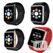 Gt08 Bluetooth Smartwatch/Wrist Phone (Phone Watch) | Smart Watches & Trackers for sale in Lagos State, Ikeja