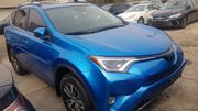 Toyota RAV4 XLE AWD (2.5L 4cyl 6A) 2017 Blue | Cars for sale in Lagos State, Lagos Mainland