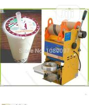 Electric Mannual Cup Sealing Machine | Manufacturing Equipment for sale in Bayelsa State, Yenagoa
