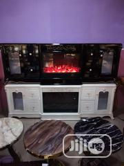 Royal Fireplace Tv Stand | Furniture for sale in Lagos State, Ajah