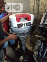 Neat 115hp Yamaha Speed Boat Outboard Engine | Watercraft & Boats for sale in Lagos State, Ojo