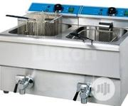 Double Deep Electric Fryer | Kitchen Appliances for sale in Lagos State, Ojo