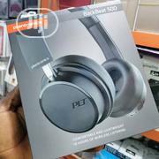 Plantronics Backbeat 500 Headset | Headphones for sale in Lagos State, Ikeja