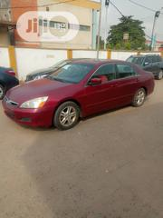 Honda Accord 2006 2.4 Executive Red | Cars for sale in Lagos State, Ikeja