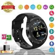 Bluetooth Smart Watch   Smart Watches & Trackers for sale in Lagos State, Lagos Island