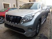 Toyota Land Cruiser Prado 2017 GXL Silver | Cars for sale in Abuja (FCT) State, Asokoro