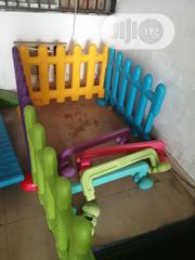Multi Colored Plastic Playpen Fence For Toddlers And Daycare Centers | Children's Gear & Safety for sale in Lagos State, Ikeja