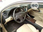 Lexus IS 250 2008 White | Cars for sale in Lagos State, Ikeja