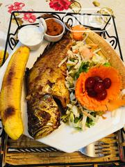 Boli And Barbecue Fish Or Chicken For Events | Meals & Drinks for sale in Lagos State, Lagos Island
