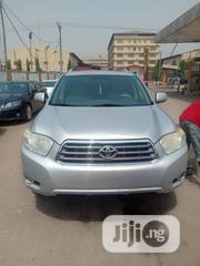 Toyota Highlander Limited 2008 Silver | Cars for sale in Lagos State, Ikeja