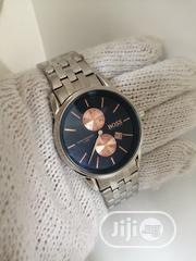 Boss Silver Chain Watch | Watches for sale in Lagos State, Lagos Island