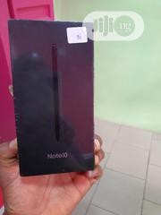 New Samsung Galaxy Note 10 256 GB Black   Mobile Phones for sale in Abuja (FCT) State, Wuse 2