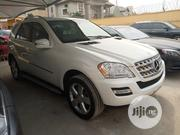Mercedes-Benz M Class 2011 White | Cars for sale in Lagos State, Lagos Mainland